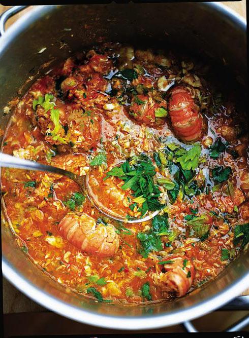 Fish Soup | Fish Recipes | Jamie Oliver Recipes