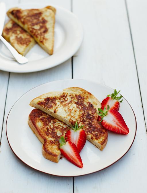 Eggy Bread Eggs Recipes Jamie Oliver