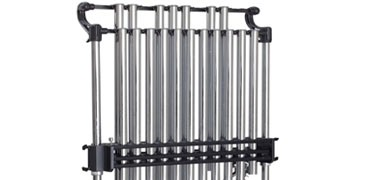 "Adams Philharmonic,Symphonic and Standard 1.5"" and 1.25"" Chimes/ tubular bells. Majestic bells."