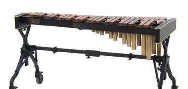 Adams, Yamaha, Concorde xylophones. Adams, Concorde Desk-top . Padauk & honduras rosewood bars.