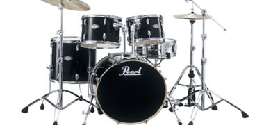 Pearl, Mapex, Stagg, Techtonic, Yamaha and Premier drumkits. Available with or without cymbals.