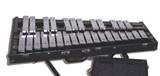 JAM Professional Wide-bar Glockenspiel C-G