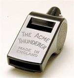 Acme Plastic Black Thunderer
