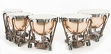"Adams Professional Generation II timpani 20""-32"" copper"