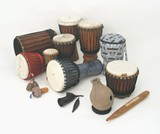 African, and World percussion