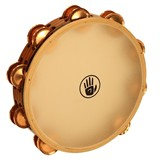"Black Swamp SoundArt Series» Tambourine Dbl. row 10"" - Phosphor Bronze"