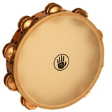 "Black Swamp SoundArt Series» Tambourine Dbl. row 10"" - Beryllium Copper"