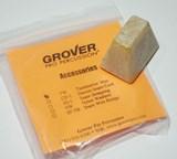 Grover Tambourine wax