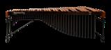 Marimba One IZZYª Basso Bravo Resonators, Enhanced Keyboard 5 8ve Rosewood