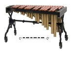 Adams Soloist Junior marimba MSPVJ30, 3 oct. C3-C6, padouk 58-40 mm