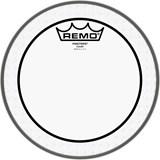 "Remo 08"" PINSTRIPE CLEAR tom head"