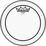 "Remo 22"" PINSTRIPE CLEAR BASS"