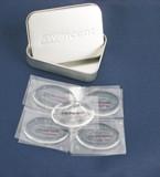 Wincent 5pcs Tone- gel  sound control pads in presentation box