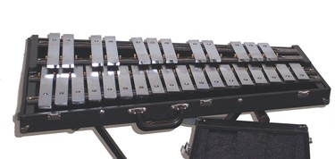 JAM Professional Wide-bar Glockenspiel package with stand