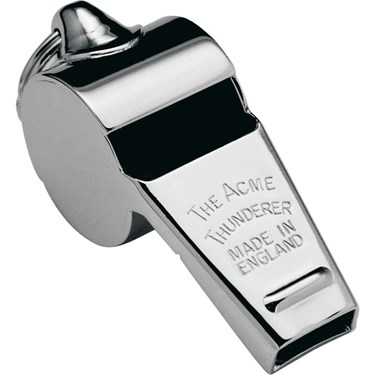 Acme Brass N.P. Thunderer