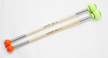 Acoustic Percussion Ian Cape IC1 double ended mallets (glock / vibe)