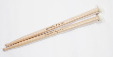 Acoustic Percussion Ian Cape IC3 double ended mallets (Snare/ hard timp)