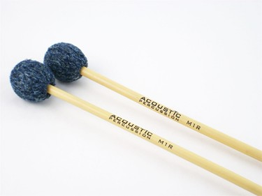 Acoustic Percussion Marimba Series M1R Very bright mallet on Rattan (pr)