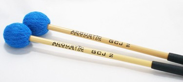 Acoustic GJ2 General (Medium) 'Becken' cymbal mallets (pr)