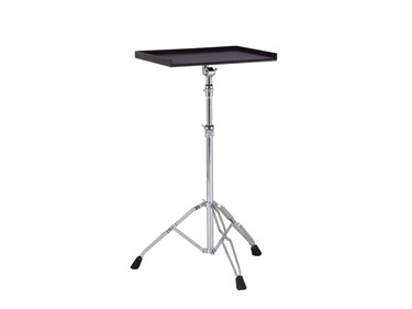 Adams Table for sticks and accessories, with stand
