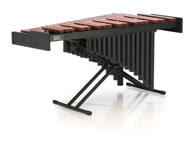 Adams Academy Junior Marimba, 3.3 Oct. A2-C6, Padouk 58-40 mm c/w Stand