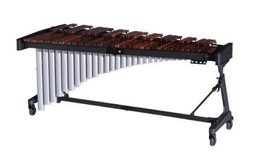 Adams Concert Marimba MCHA43, 4.3 oct. (A2-C7), Honduras Rosewood, Apex Frame