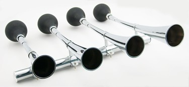 'American in Paris' Taxi horns (set)