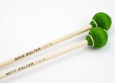 Balter 22BXL Vibe Mallets - Long Birch (pr)