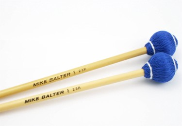 Balter 23R Vibe mallets - Rattan (pr)