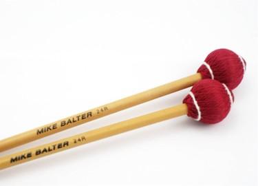 Balter 24R Vibe Mallets - Rattan (pr)