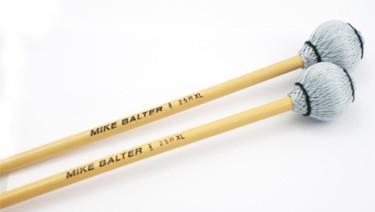 Balter 25RXL Vibe mallets - Rattan (pr)