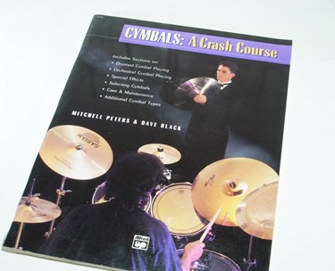 Peters: A Crash Course in Cymbal Playing