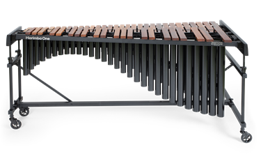 Marimba One Educational 4.3 8ve marimba Rosewood notes
