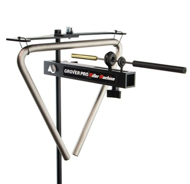 Grover Deluxe Grover Pro Miller Machine Triangle Mount w/DTM