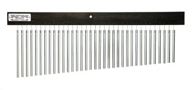 Spectrasound 35-bar Mark Tree, natural aluminum
