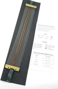 Grover SX Silver wire/ bronze cable snare