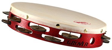 "Grover 10"" dbl-row, Custom Dry» Silver"