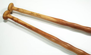 Historical Sticks 'JS Bach' -wood timpani sticks (pair)