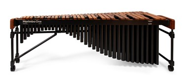 Marimba One IZZYª Classic Resonators, Traditional Keyboard 5 8ve Rosewood