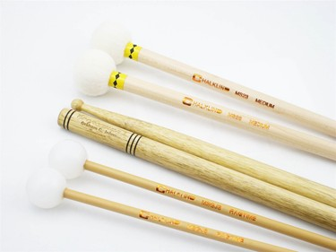 JAM Percussion stick / mallet pack (3 pairs-SD/Xylo/timp)