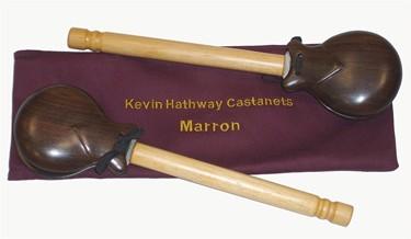 Hathway Castanets (Marron)