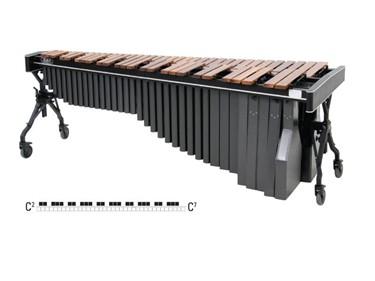 Adams Artist MAHV50 marimba R. van Sice 5 oct. Honduras rosewood bars