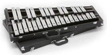 Majestic B3125S Concert Bells /Glock (G5-C8) steel bars (incl. case & mallets