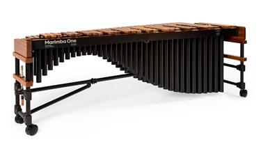 Marimba One 3100™ Basso Bravo Resonators, Premium Keyboard 5 8ve Rosewood