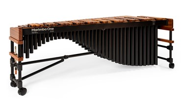 Marimba One 3100™ Basso Bravo Resonators, Traditional Keyboard 5 8ve Rosewood