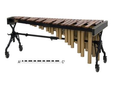 Adams Concert MCHV43 marimba , 4 1/3 oct. A2-C7,  Honduras rosewood