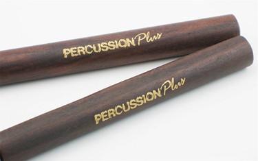 Percussion Plus Claves Rosewood pair
