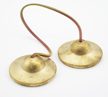 Percussion Plus PP 347 Tibetan Bell pair
