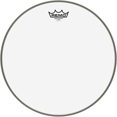 "Remo 14"" AMBASSADOR CLEAR drum head"