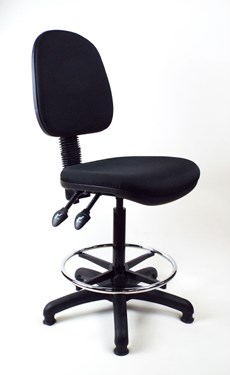 JAM Timpani chair deluxe - with folding back -gas height adjustable